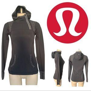 🦄 Lululemon Run Alpine Pullover Hoodie Zip